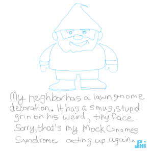 "JPhiStudio's ""Gnome"" sketch."